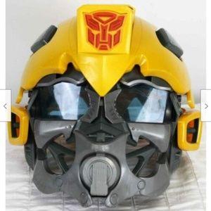 Hasbro Transformers Bumblebee Talking Mask Helmet